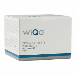 Увлажняющий восстанавливающий крем WiQo