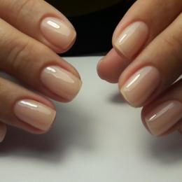 Перманентное глянцевание ногтей