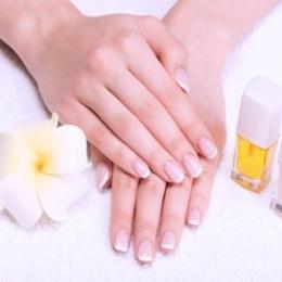 Лечебное покрытие ногтей