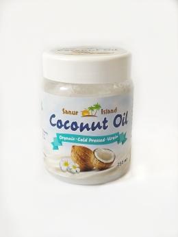 Кокосовое масло Sanur Oil, 250 мл