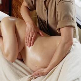 Перинатальный массаж для беременных 1 час