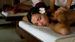Релаксирующий медовый массаж для двоих