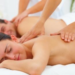 Расслабляющий массаж для двоих