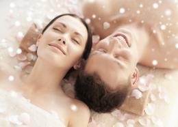 Массаж для двоих: разделите удовольствие с любимыми