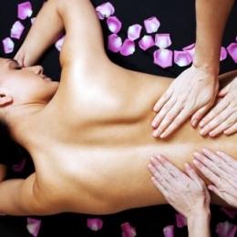 Тандем массаж в 4 руки макси
