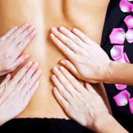 Тандем массаж в 4 руки стандарт