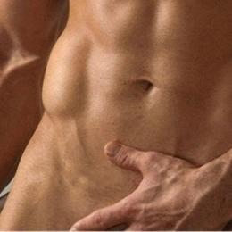 Депиляция зоны бикини (у мужчин)