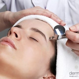DermaOxy: кожа вокруг глаз