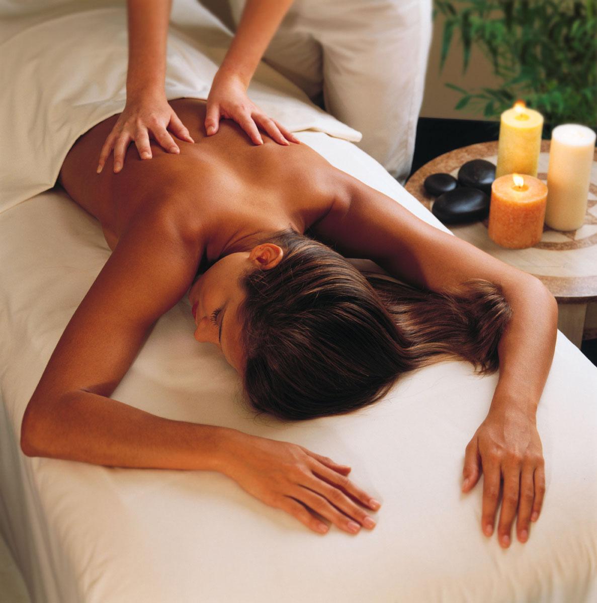 Антистрессовый массаж как 112